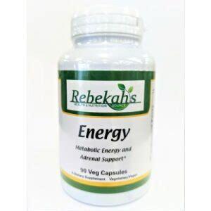 Rebekahs Energy Boost - Rebekah's Health and Nutrition