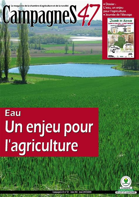 chambre agriculture 65 calaméo cagnes 47 n 67 juin 2011