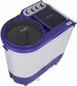 Whirlpool 8 5 Kg Semi Automatic Top Load Washing Machine