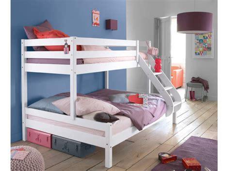 lit superpose chambre adoptez le lit superpos 233 pour vos enfants d 233 coration