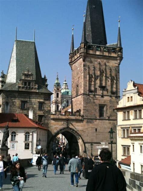 Solo Travel Destination Prague Czech Republic