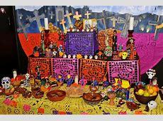 Viernes Cultural Día de los Muertos