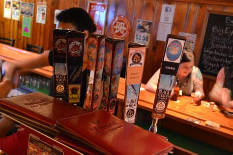 Sextant Oatmeal Stout by Tasting Report Ballast Point Tap Takeover Invades