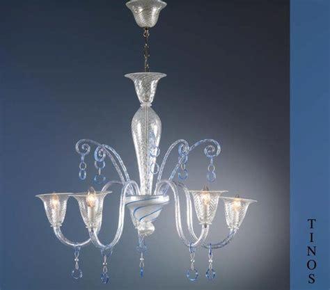 murano glass tinos chandelier modern chandeliers