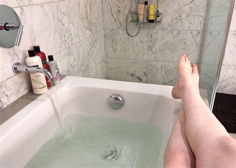 Baths Are Better Than Showers