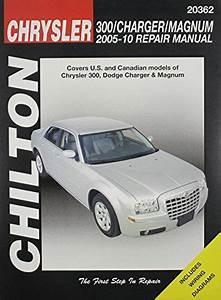 Chilton Total Car Care Chrysler 300  Charger  U0026 Magnum