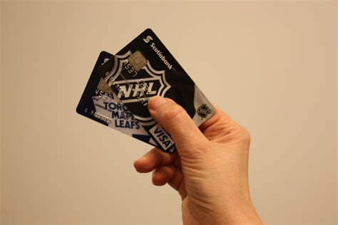 The credit card is issued for nhl lovers who wish to carry their nhl team with the benefits of discover it. Scotia launches NHL rewards credit card   Toronto Star