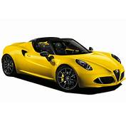 Alfa Romeo 4C Spider Convertible Review  Carbuyer