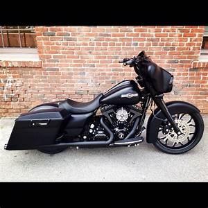 Harley Street Glide Built by Joe Carrillo @Matty Chuah ...