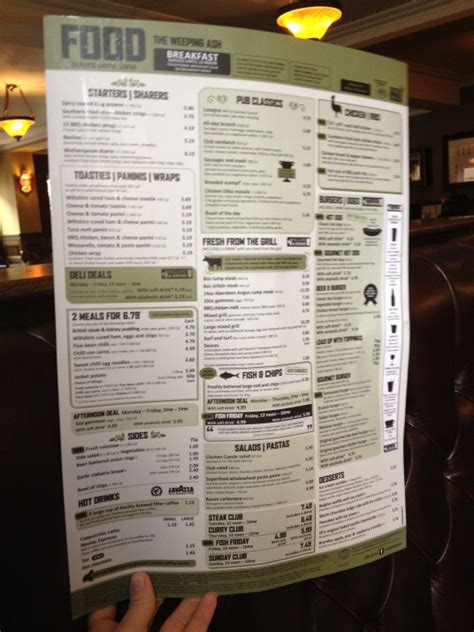 Wetherspoons has gone all international... - MummyConstant