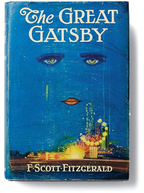 The Great Gatsby (scribner's Edition, 2004)  Fonts In Use
