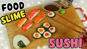 SLIME FOOD (SLIME SUSHI E SALSA DI SOIA) Slime Most ...