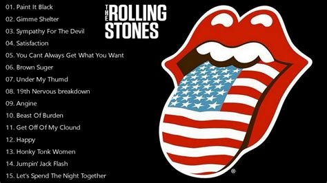 The Rolling Stones Greatest Hits Full Album 2019 - YouTube