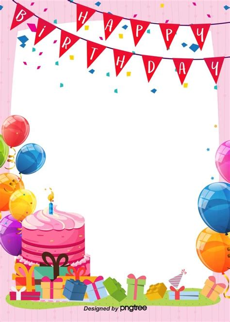 pin  birthday