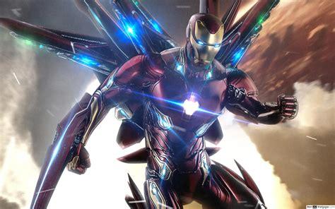 avengers endgame iron man hd wallpaper