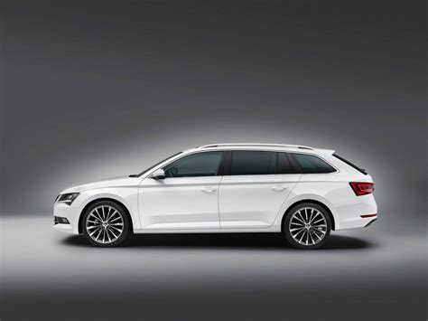 2015 Skoda Superb Combi Officially Revealed with 660 ...