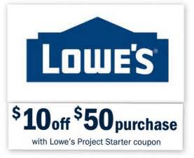 Red Patio Furniture Walmart by Lowes 10 Off 50 Entire Purchase Printable Coupon