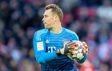 """Manuel peter neuer (german pronunciation: Manuel Neuer plant seine Zukunft: """"Wichtig ist für mich ..."""""""