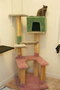 diy cat tower pin by jones on cat condo