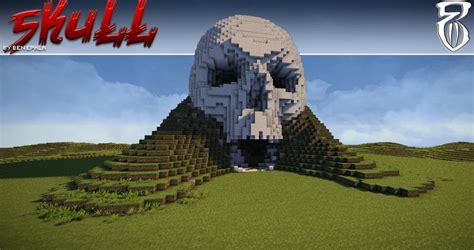 skull mountain minecraft project