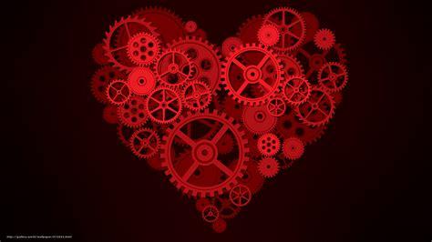 bureau de style tlcharger fond d 39 ecran cœur fond engrenage mécanisme