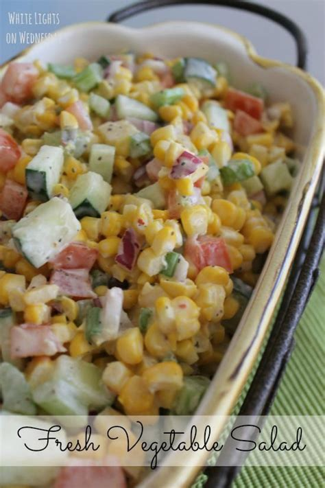 make ahead side dishes 25 make ahead side dishes vegetable salad vegetables and dishes