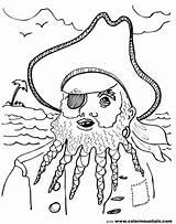 Coloring Pirate Blackbeard Pages Drawing Printable Print Getdrawings Getcolorings sketch template