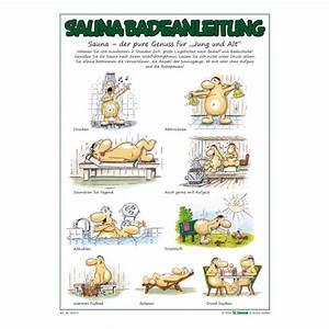 Sauna Anleitung Anfänger : sauna badeanleitung din a3 4 farbig im bavchem shop in haag ~ Orissabook.com Haus und Dekorationen