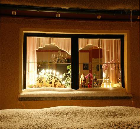 Fenster Schmücken Weihnachten by Led Lichternetz Warm Wei 223 In Tec 3x3m