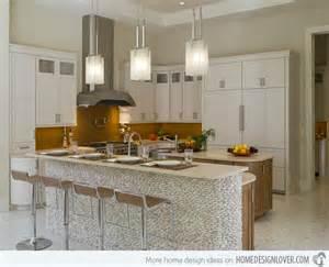 simple kitchen backsplash ideas 15 distinct kitchen island lighting ideas home design lover