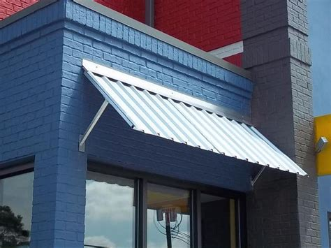 copper awnings images  pinterest copper awning exterior  metal awning