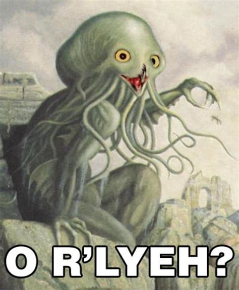 Cthulhu Meme - image 170903 cthulhu know your meme