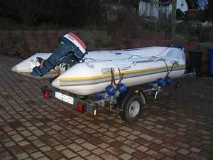 Trailer Für Schlauchboot : schlauchboot mit trailer in carlsberg kanus ruder ~ Kayakingforconservation.com Haus und Dekorationen