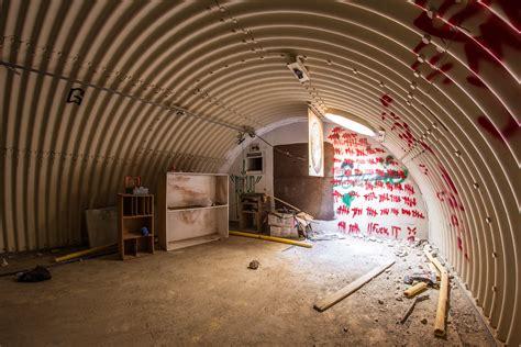 abandoned bomb shelter   abandoned boron ai