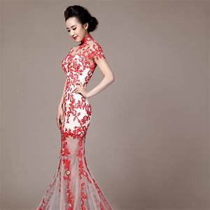 Chinese Traditional Qipao and Qungua Bridal Dresses ...
