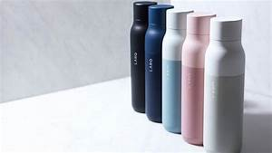 the larq self cleaning bottle is simple tech and forever