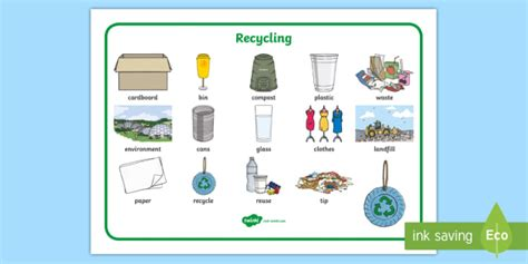 Eco And Recycling Display Posters  Eco School, Eco, Recycle, Environment