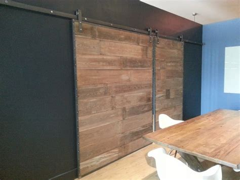 Sliding Steel Barn Doors