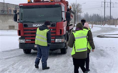 """Ārkārtas situācija uzņēmumā """"Daugavpils ūdens"""