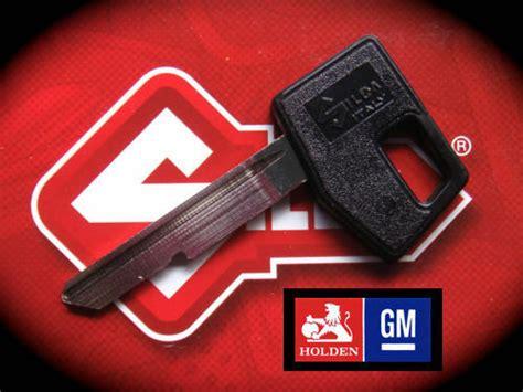 Holden Key Blank-suits Vb Vc Vh Vk Vl Commodore & Hz-wb