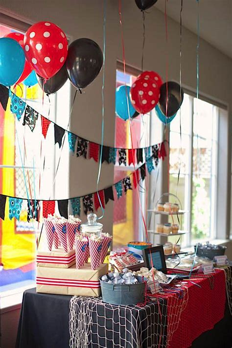Kara's Party Ideas Pirate Themed Brother Birthday Party