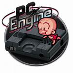 Icon Engine Pc Turbografx Deviantart Aka Dock