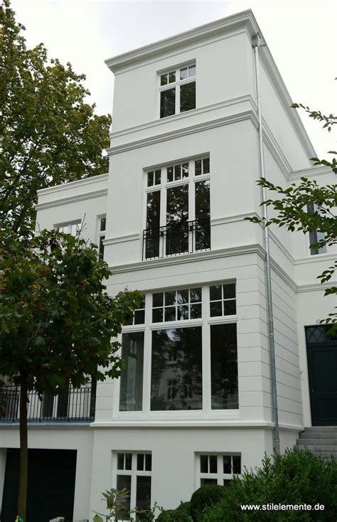 Stadthaus Fenster Und Tueren Mit Stil by Neubau In Hamburg Im Klassizistischen Baustil Haus