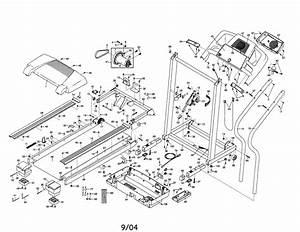 Proform 831295230 Treadmill Parts