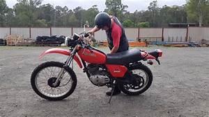 Honda Xl250s 1980