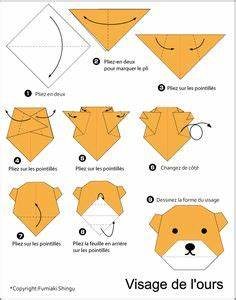 Origami Animaux Facile Gratuit : animaux origami facile gratuit l atelier de romane ~ Dode.kayakingforconservation.com Idées de Décoration