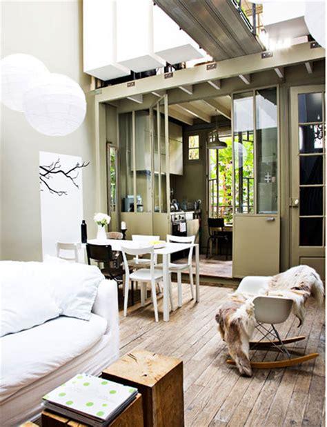 huis 40m2 kleine studio loft 40m2 in parijs inrichting huis