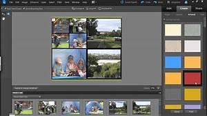 Montage Photo Photoshop : create a photo collage in photoshop elements youtube ~ Medecine-chirurgie-esthetiques.com Avis de Voitures