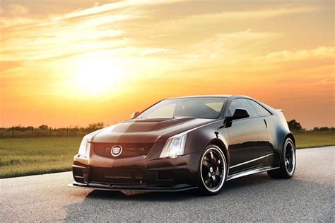 2013 Cadillac Cts V Coupe Horsepower by Hennessey Cadillac Cts V Vr1200 Turbo Coupe With
