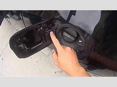 Cheap, easy fix for a broken spring on Gas cap Fuel Filler